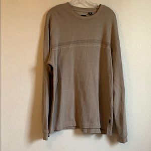 Brown 90s Style Sweater